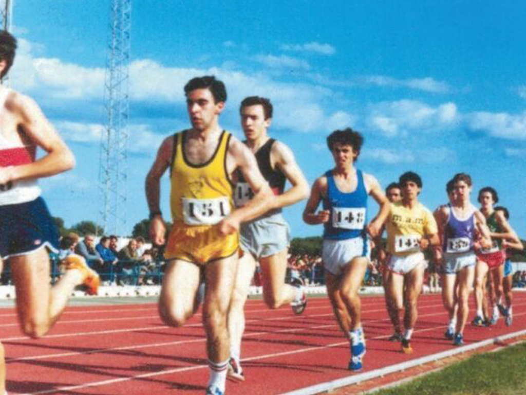 5K JUNIOR EN HUELVA - 1982